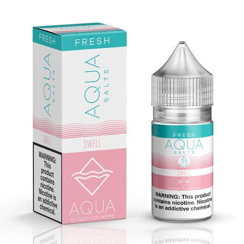 Aqua Salts Fresh Swell 30ml Nic Salt Vape Juice
