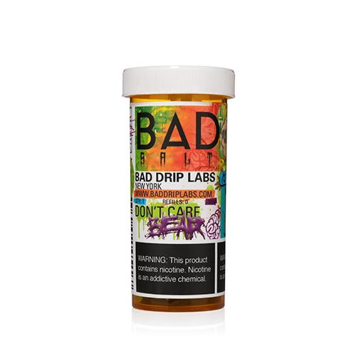 Bad Drip Salts Don't Care Bear 30ml Nic Salt Vape Juice