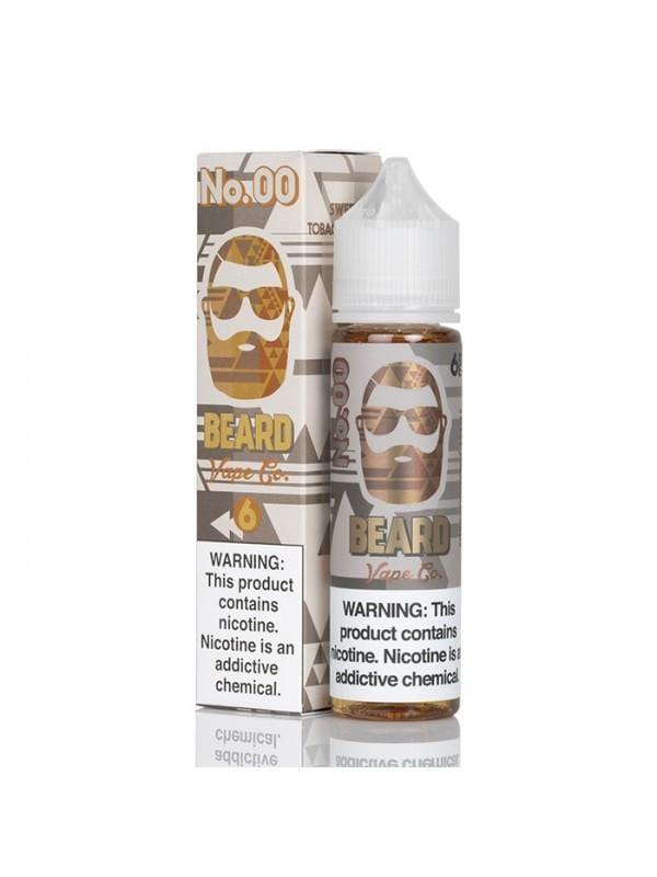 Beard Vape Co No. 00 Cappuccino Tobacco 60ml Vape Juice