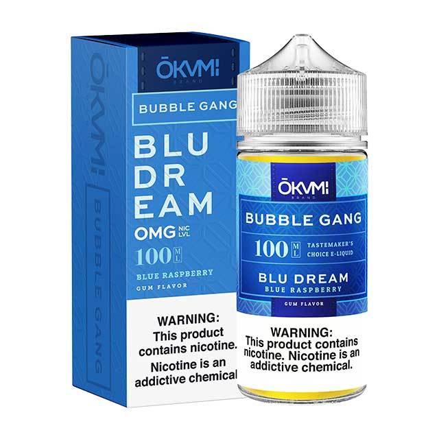 Bubble Gang Blu Dream 100ml Vape Juice