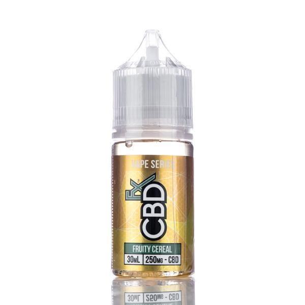 CBDfx CBD Vape Juice - Fruity Cereal - 30ml