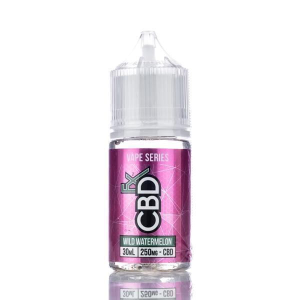 CBDfx CBD Vape Juice - Wild Watermelon - 30ml