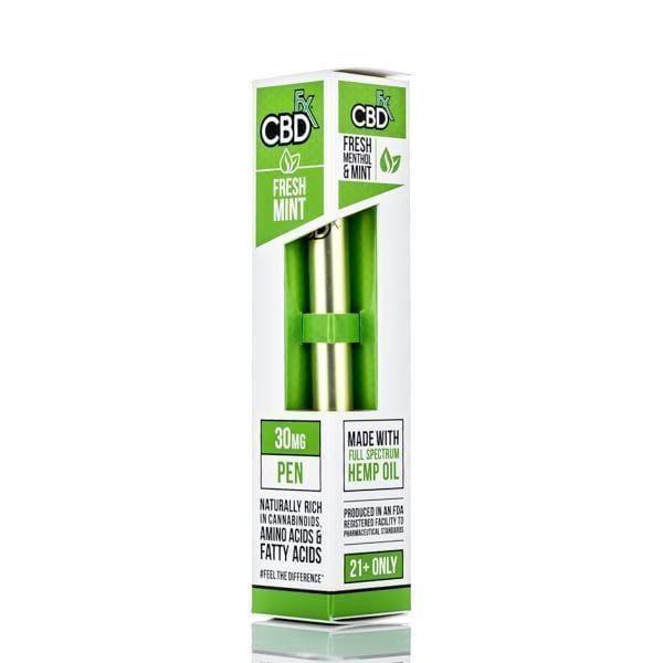 CBDfx Disposable CBD Vape Pen - 30mg