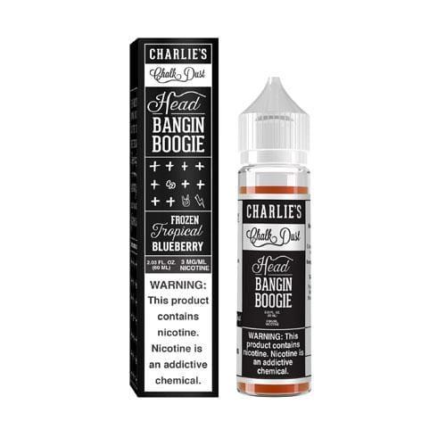 Charlie's Chalk Dust Black Head Bangin Boogie 60ml Vape Juice