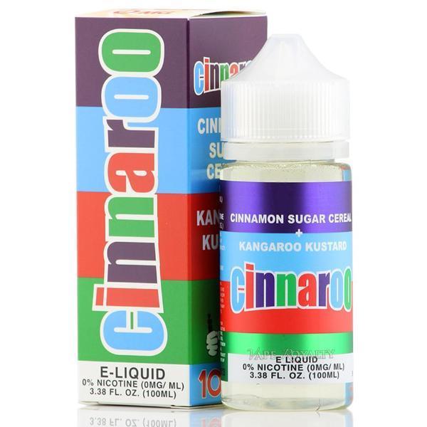 Cloud Thieves Cinnaroo 100ml Vape Juice