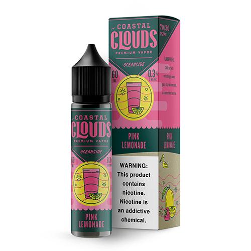 Coastal Clouds Oceanside Pink Lemonade 60ml Vape Juice