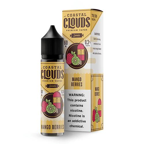Coastal Clouds Sweets Mango Berries 60ml Vape Juice