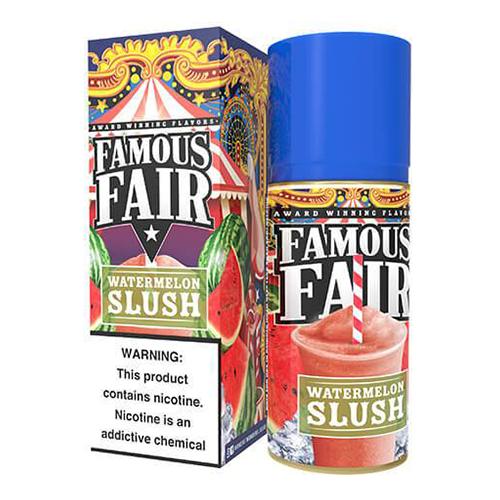 Famous Fair Watermelon Slush 100ml Vape Juice