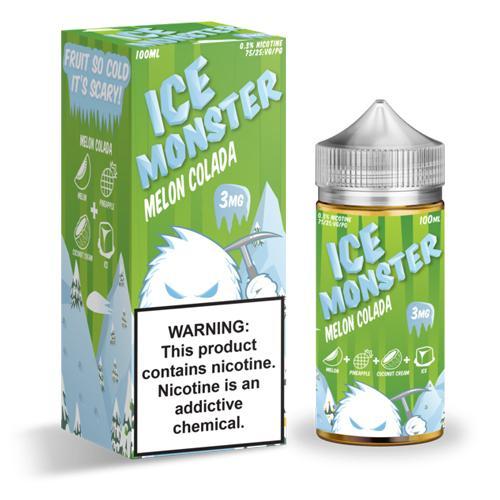 ICE Monster Melon Colada 100ml Vape Juice