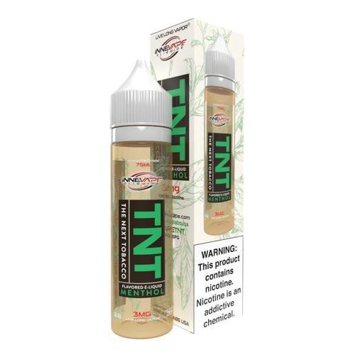 Innevape TNT Menthol 75ml Vape Juice