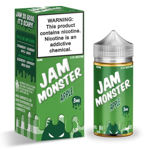 Jam Monster Apple 100ml Vape Juice