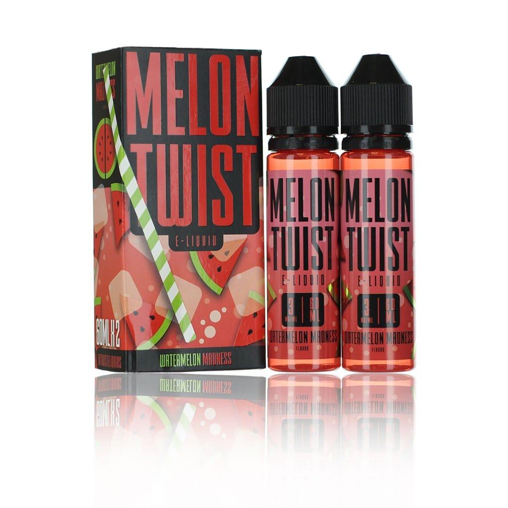 Melon Twist Watermelon Madness 120ml Vape Juice