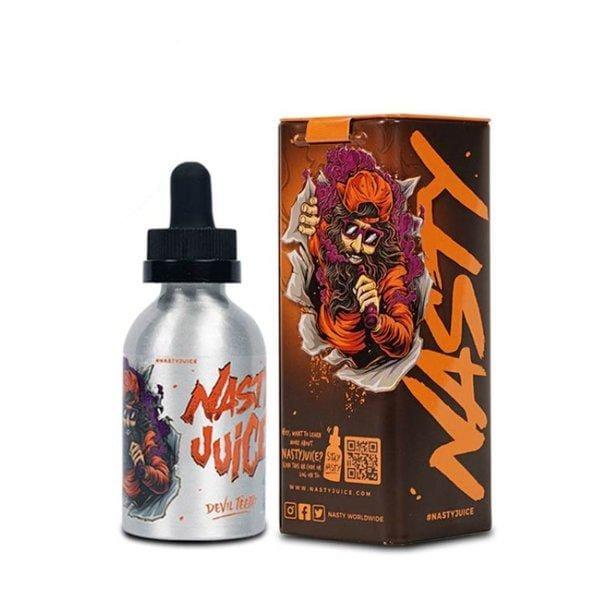 Nasty Devil Teeth 60ml Vape Juice