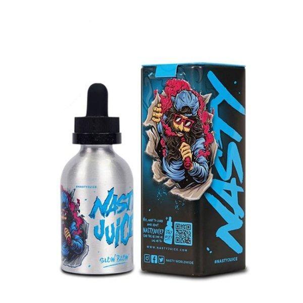 Nasty Vape Juice Slow Blow 60ml