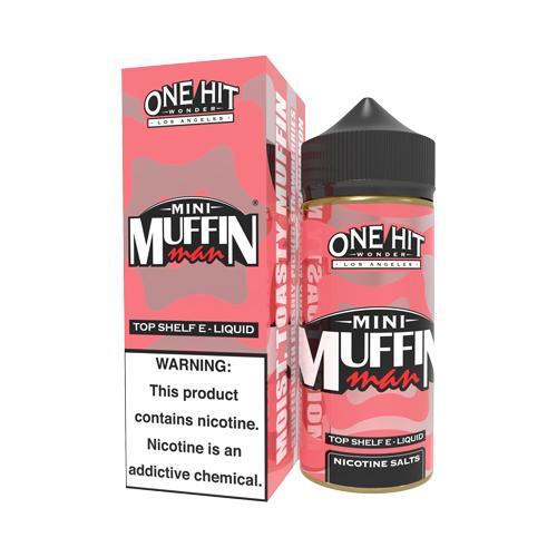 One Hit Wonder Mini Muffin Man 100ml Vape Juice