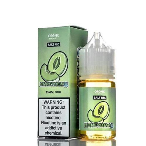 Orgnx Salts Honeydew ICE 30ml Nic Salt Vape Juice