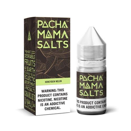 Pachamama Salts Honeydew Melon 30ml Nic Salt Vape Juice