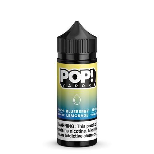 POP! Vapors Blueberry Lemonade 100ml Vape Juice