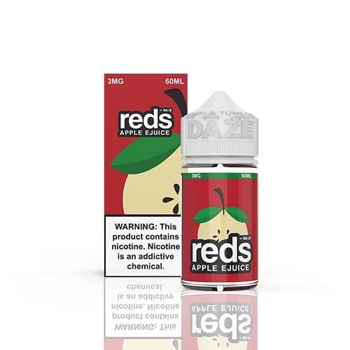 Red's Apple Apple 60ml Vape Juice