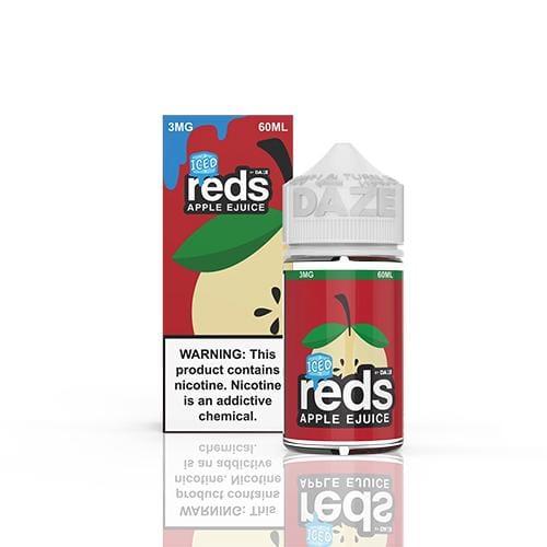 Reds Apple Apple ICED 60ml Vape Juice