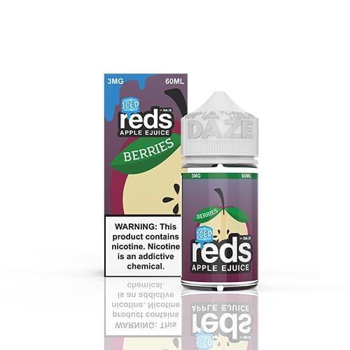 Reds Apple Berries ICED 60ml Vape Juice