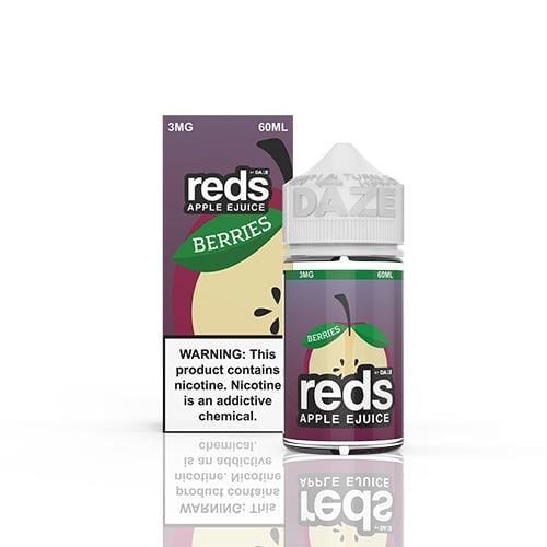 Reds Apple E-Juice Berries 60ml Vape Juice