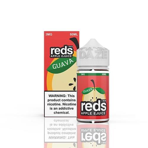 Reds Apple Guava 60ml Vape Juice