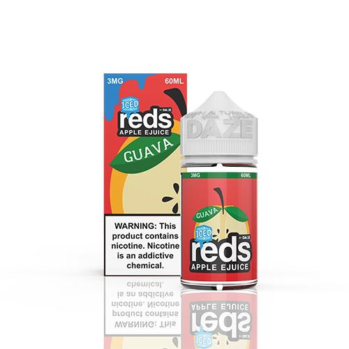 Reds Apple Guava ICED 60ml Vape Juice