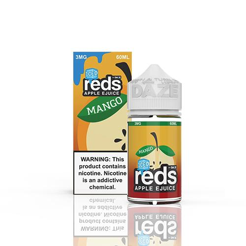 Reds Apple Mango ICED 60ml Vape Juice