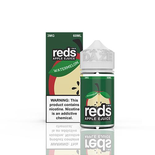 Reds Apple Watermelon 60ml Vape Juice