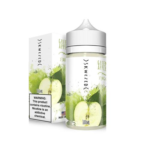 Skwezed Green Apple 100ml Vape Juice