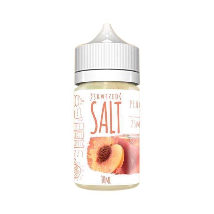 Skwezed Salt Peach 30ml Nic Salt Vape Juice