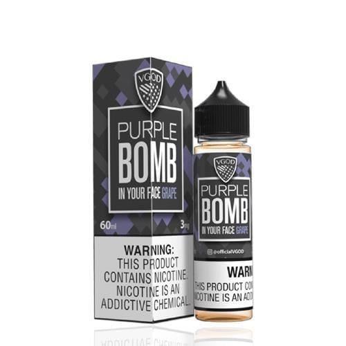 VGOD Purple Bomb 60ml Vape Juice