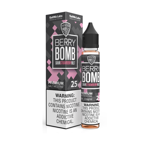 VGOD SaltNic Berry Bomb 30ml Nic Salt Vape Juice
