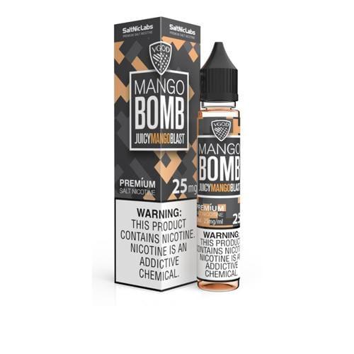 VGOD SaltNic Mango Bomb 30ml Nic Salt Vape Juice