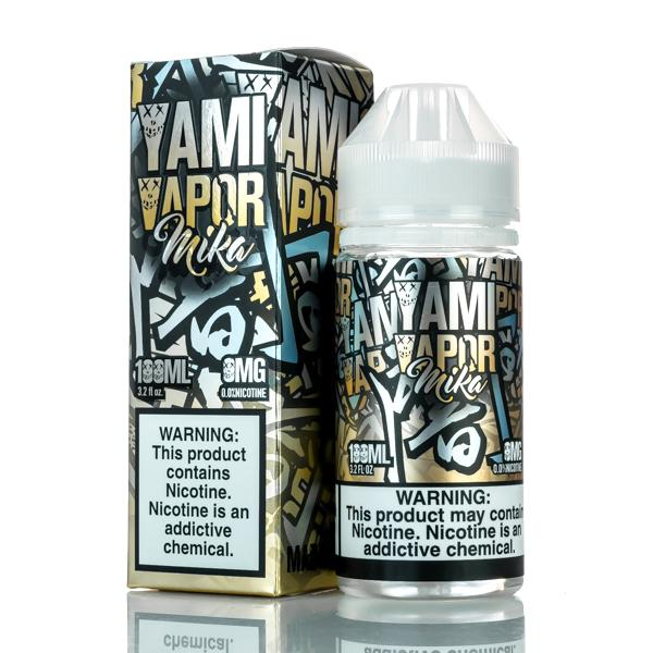 Yami Vapor Mika 100ml & 30ml Vape Juice