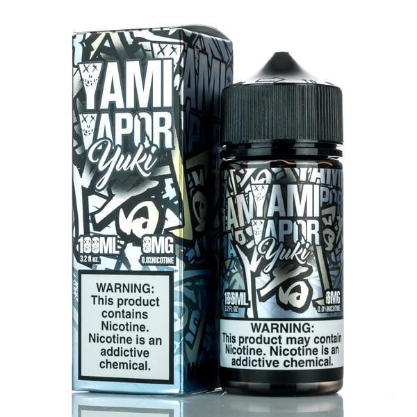 Yami Vapor Yuki 100ml & 30ml Vape Juice