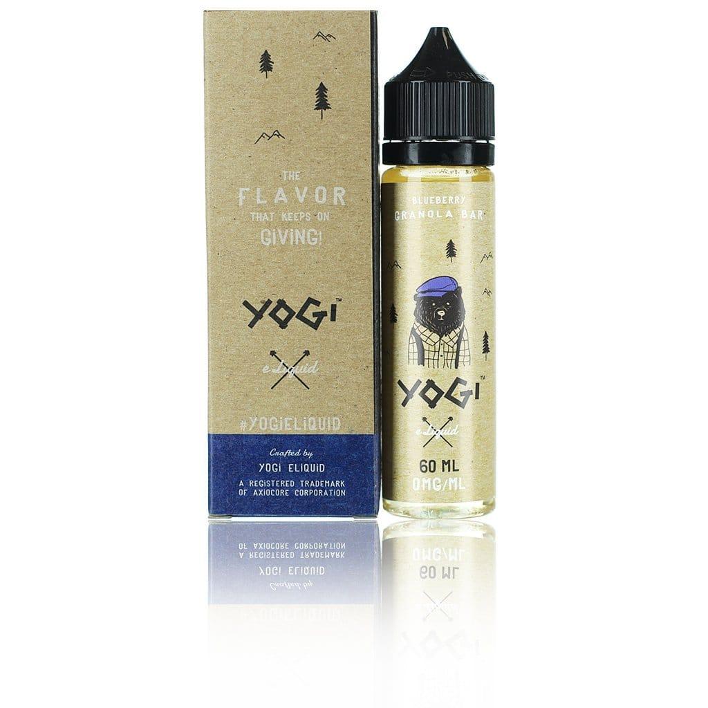 Yogi Blueberry Granola Bar 60ml Vape Juice