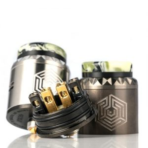 RDA (Rebuildable Dripper Atomizers)