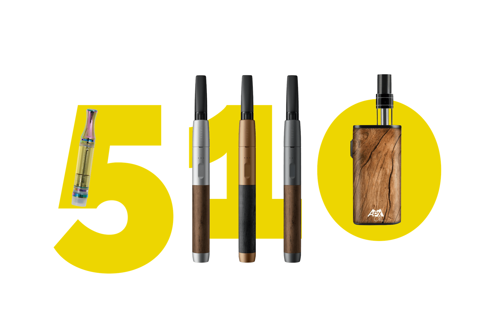 best 510 thread vapes