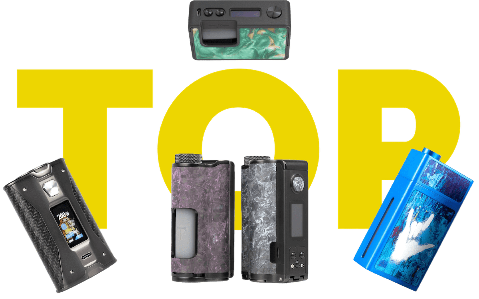 best squonk mods header
