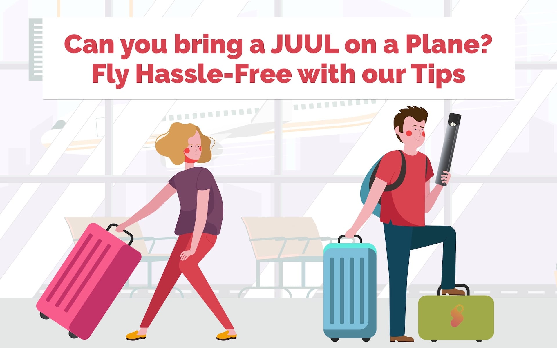 can you bring a juul on a plane guide full