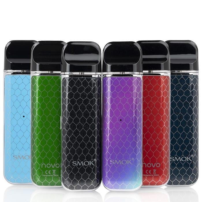 SMOK Novo AIO Portable Pod Kit