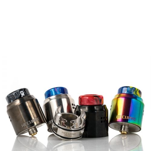 Wotofo Recurve RDA by Mike Vapes | 24mm BF - DISCONTINUED