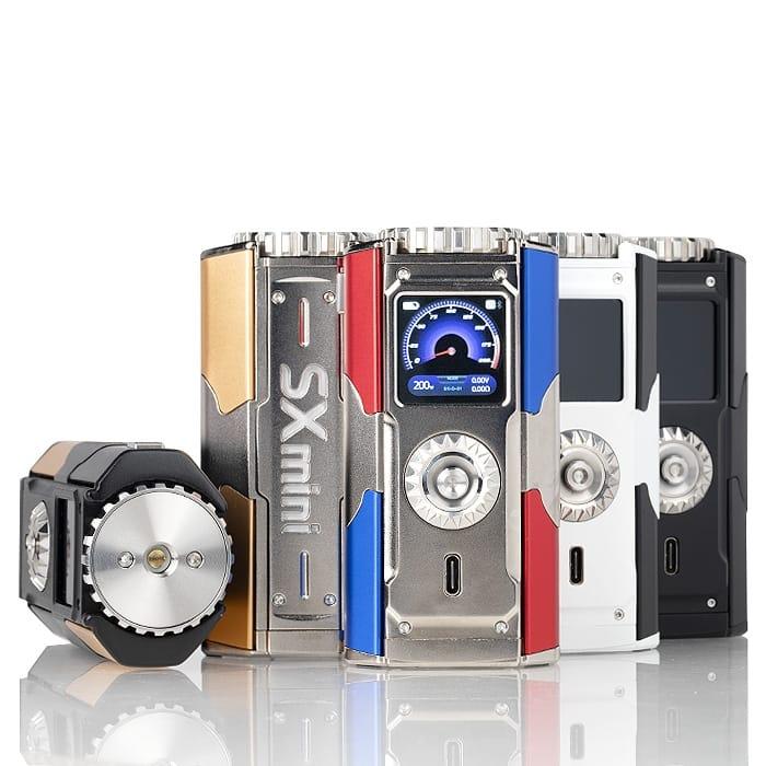 YiHi SXmini T Class SX580J 200W Box Mod