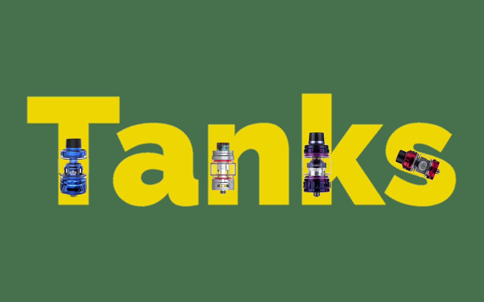best sub ohm tanks header