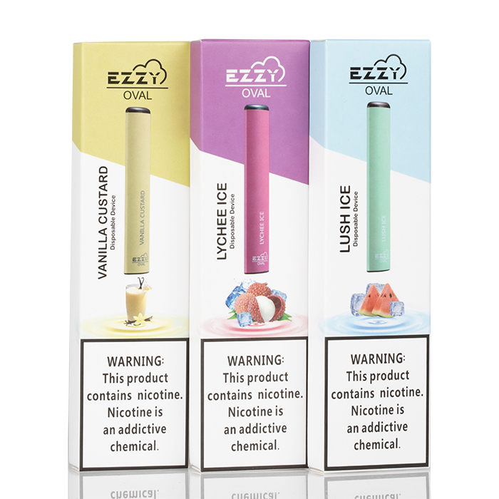 EZZY OVAL Disposable Pod System - 1.3mL
