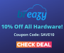 Breazy - 10% off all hardware!