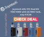 Joyetech eVic VTC Dual Kit 75W/150W with ULTIMO Tank, only $15.99
